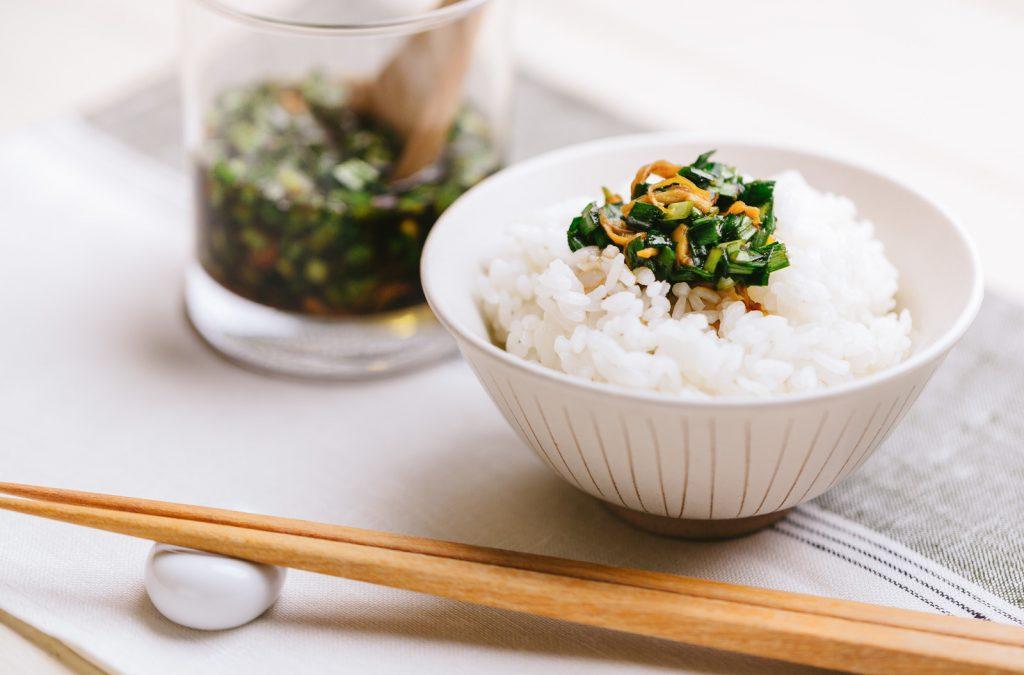 米,美味しい